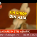 Relaxare in stil Asiatic la ThaiSpa Bucuresti – Kanal D