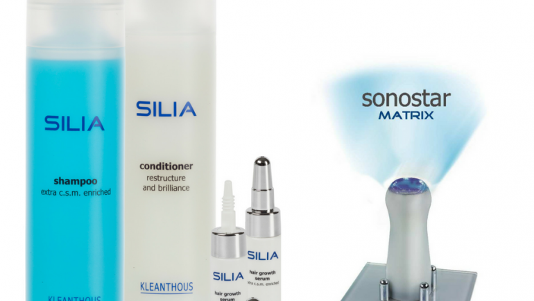 Silia de la Dr. Kleanthous: regenerare intensivă pentru păr