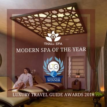 Premiul pentru cel mai modern spa